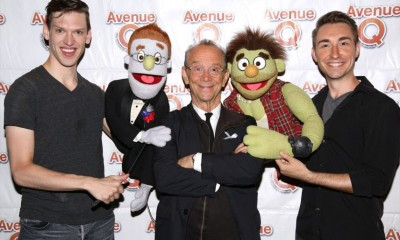 Ben Durocher, Rod, Joel Grey, Ricky, Jason Jacoby