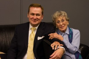 Betty Corwin, Patrick Hoffman