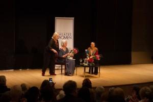 Deborah Jowitt, Carmen de Lavallade, Pat Addiss