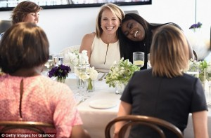 Katie Couric, Danielle Brooks