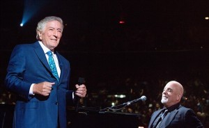 Tony Bennett, Billy Joel