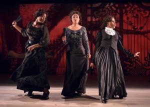 Aneisa Hicks, Diana Coates,Angela Alise Johnson