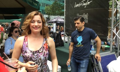 Laura Michelle Kelly, Tony Yazbeck
