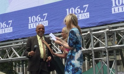 Motown, Berry Gordy, Catherine Russell and Christine Nagy