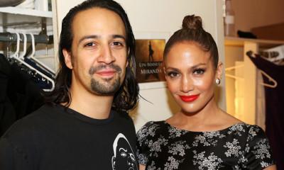 Lin Manuel Miranda, Jennifer Lopez