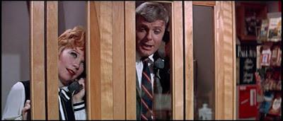 Shirley MacLaine, John McMartin, Sweet Charity