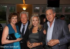 Leslie Jerome, Stephen Sorokoff, Eda Sorokoff, Steve Jerome