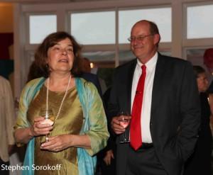 Ariel Bock & Jonathan Croy, co-artistic directors