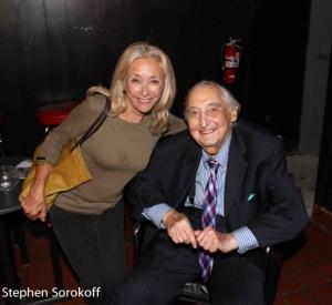Eda Sorokoff & Fyvush Finkel