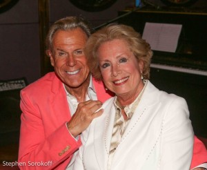 Bill Boggs & Lady Jane Rothschild