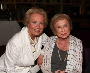 Lady Jane Rothchild & Lady Dorothy Rothchild