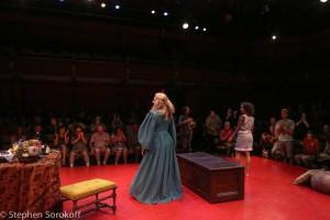 Curtain Call - OR Tod Randolph & Nehassaiu deGannes