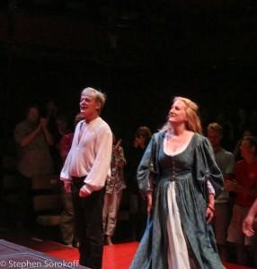 Allyn Burrows & Tod Randolph - Curtain Call