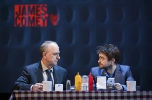 Michael Countryman, Daniel Radcliffe