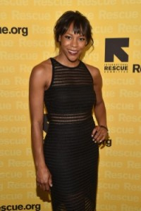 thumbnail_Nikki M. James attends the 2016 International Rescue Committee GenR Summer Party