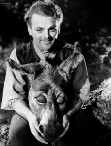 James Cagney, James Cagney, Midsummer Night's Dream'