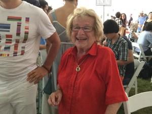 Dr. Ruth Wertheimer