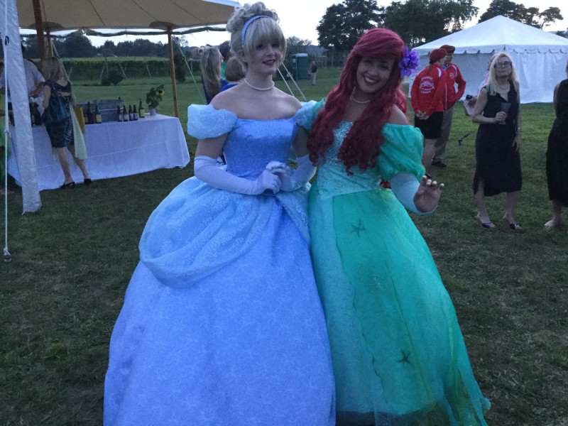 getting wild in the hamptons gets a disney princess night times