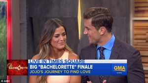 JoJo Fletcher, Jordon Rodgers