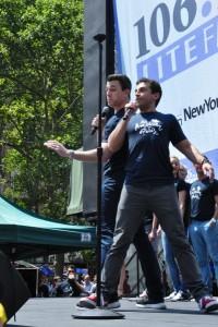 Derek Hanson, Brandon Uranowitz