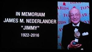 James Nederlander