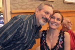 Laura Bennati gets love from her dad Martin Vidnovic