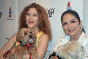 Bernadette Peters, Gloria Estefan