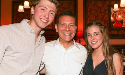 Nick Ziobro, Michael Feinstein, Julia Goodwin