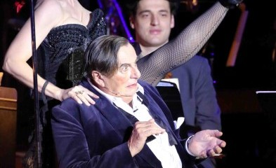 Barry Humphries & Meow Meow