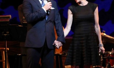 Jason Danieley; Marin Mazzie