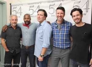 Sean Harkness, T. Oliver Reid, Skip Ward, Brad Simmons, musical director, Dave LeBlanc