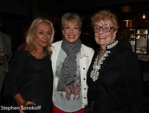 Eda Sorokoff, Marin Mazzie, June Freemazon