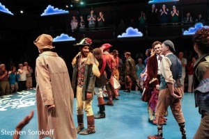 The Two Gentleman Of Verona Curtain Call