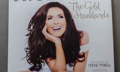 Deborah Silver The Gold Standard produced by Steve Tyrell