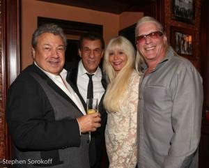Lenny Sessa, Robert davi, Sunny Sessa, Ron Abel