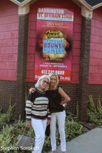 Jamie deRoy & Eda Sorokoff Broadway Bounty Hunters