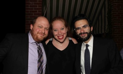Jason SweetTooth Williams, Jennifer Ashley Tepper, Joe Iconis