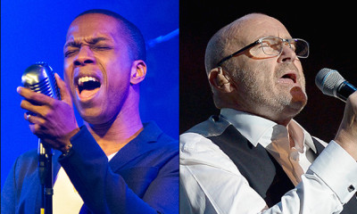 US Open, Phil Collins, Leslie Odem Jr.