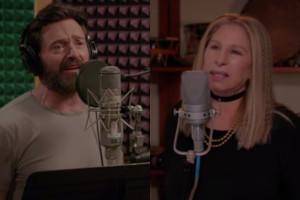 Hugh Jackman, Barbra Streisand