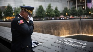 Firefighters, 9/11
