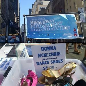 Donna McKechnie's shoes