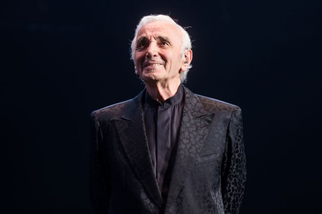 Image result for Charles Aznavour