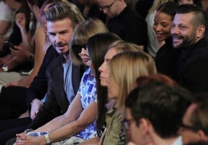 David Beckham, Anna Wintour