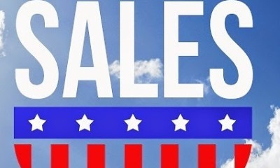 Labor Day Sales