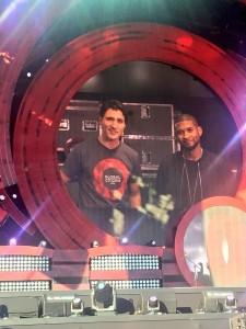 JustinTrudeau, Usher