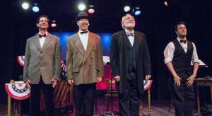 Dan Manjovi, Frank J. Paul ,i D.C. Anderson, Tim Jerome