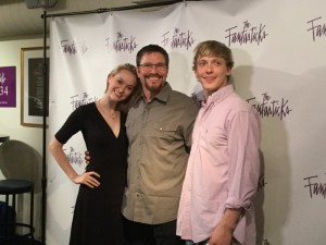Madison Claire Parks, Peter Reckell , Andrew Polec