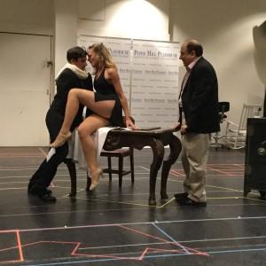 Michael Kostroff, Ashley Spencer,David Josefsberg