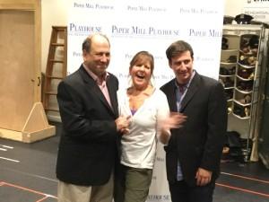 Michael Kostroff, Madeline Doherty,David Josefsberg