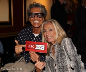 Tommy Tune & Eda Sorokoff Chairs of BSC/NYC William Finn Falsettos benefit Oct 13th